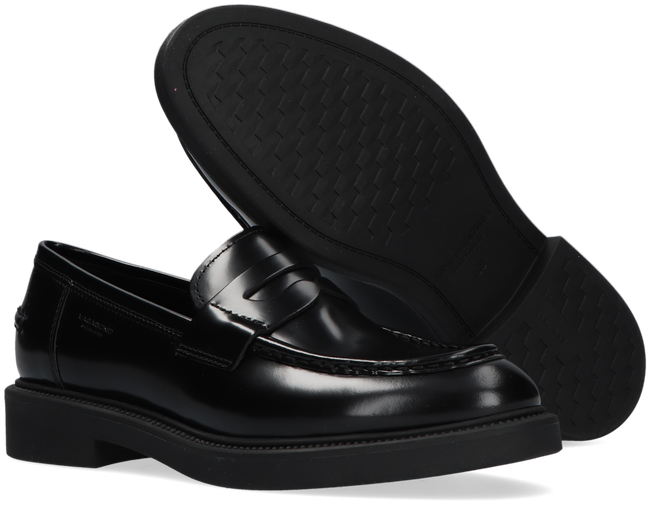 Schwarze VAGABOND Loafer ALEX W  - large