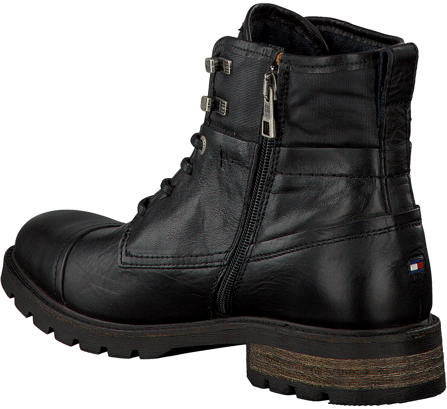 Schwarze TOMMY HILFIGER Ankle Boots CURTIS 13A. TOMMY HILFIGER. -20%.  Previous 9025271dc0