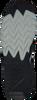 Schwarze FLORIS VAN BOMMEL Sneaker low 16093  - small