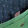 Grüne BECKSONDERGAARD Portemonnaie HANDY RAINBOW AW19  - small