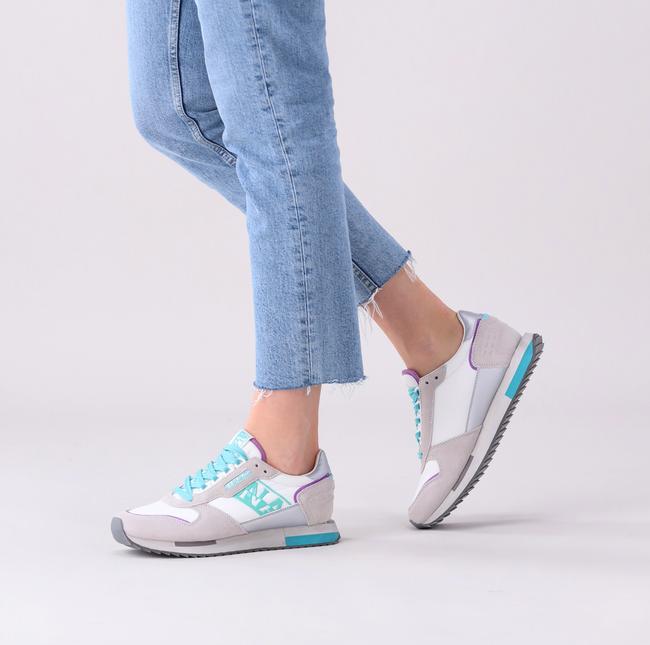 Weiße NAPAPIJRI Sneaker low VICKY  - large