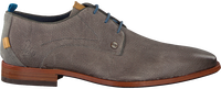 Graue REHAB Business Schuhe GREG WALL 02 - medium