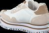 Weiße WODEN Sneaker NORA II PLATEAU  - small