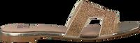 Goldfarbene BIBI LOU Pantolette 869Z00HG-V20  - medium
