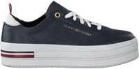 Blaue TOMMY HILFIGER Sneaker low MODERN FLATFORM  - medium