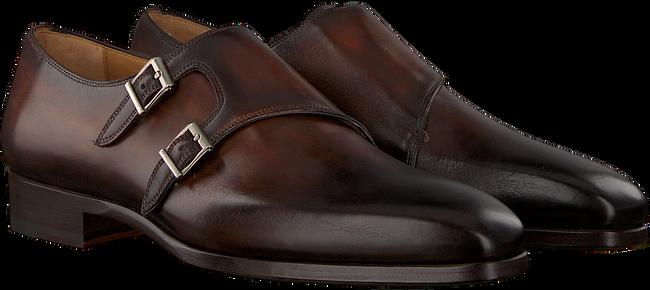 Braune MAGNANNI Business Schuhe 20545 - large