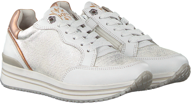 Weiße BRAQEEZ Sneaker NICOLE NICE  - large