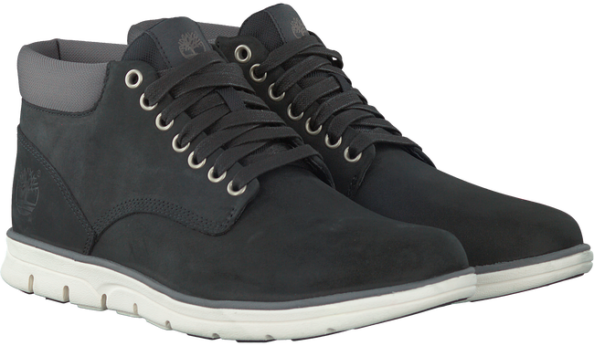 Schwarze TIMBERLAND Ankle Boots CHUKKA LEATHER - large