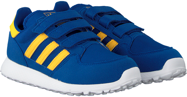 Blaue ADIDAS Sneaker FOREST GROVE CF C  - large