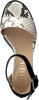 Schwarze NOTRE-V Sandalen AG360  - small