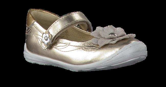 Goldfarbene OMODA Ballerinas 5986 - large