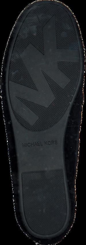 Schwarze MICHAEL KORS Mokassins SUTTON MOC - larger