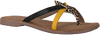 Gelbe LAZAMANI Pantolette 75.644  - small