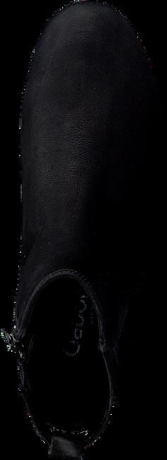 Schwarze GABOR Stiefeletten 716  - large
