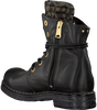 Schwarze REPLAY Biker Boots RL260052L STAKE - small