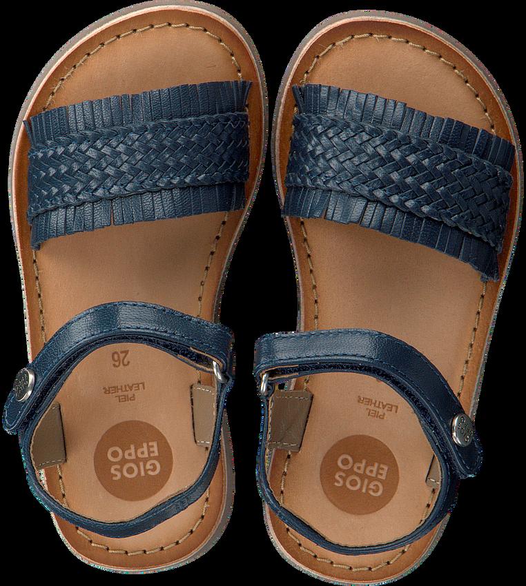 Blaue GIOSEPPO Sandalen 48615  - larger
