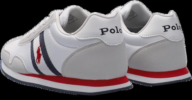 Weiße POLO RALPH LAUREN Sneaker low KELLAND  - large