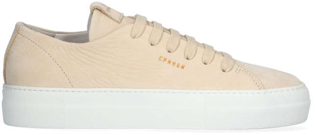 Beige COPENHAGEN STUDIOS Sneaker low CPH407  - large
