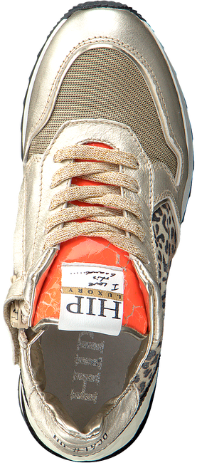 Goldfarbene HIP Sneaker H1789 - large