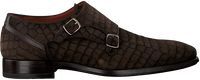 Braune GREVE Business Schuhe RIBOLLA  - medium