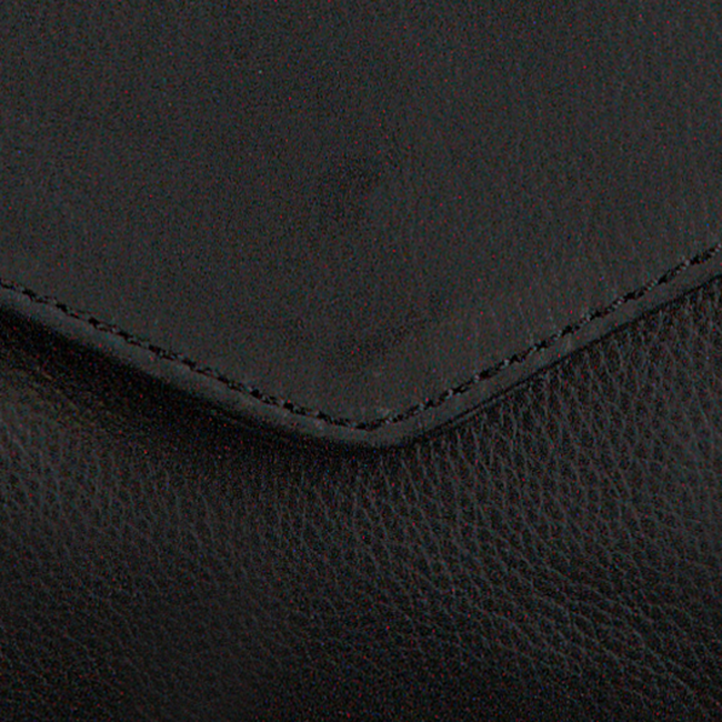 Schwarze DEPECHE Umhängetasche 14128  - large
