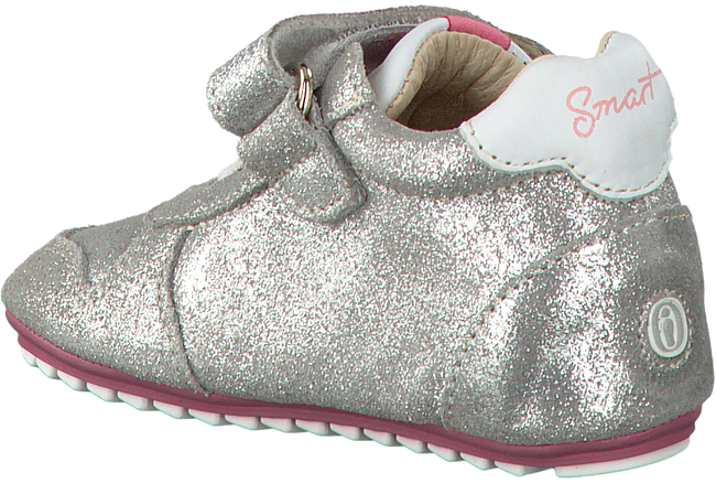 Silberne SHOESME Babyschuhe BP8S008 - large