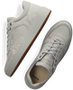 Graue NUBIKK Sneaker low JIRO LIMO  - small