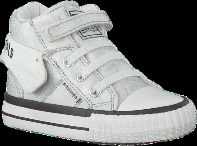Silberne BRITISH KNIGHTS Sneaker ROCO - large