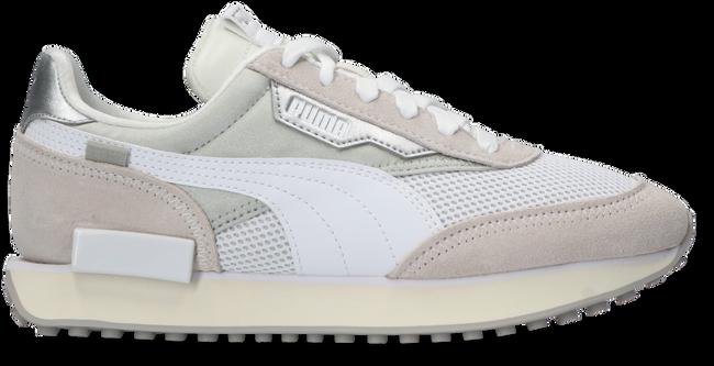 Weiße PUMA Sneaker low FUTURE RIDER METAL WN'S  - large