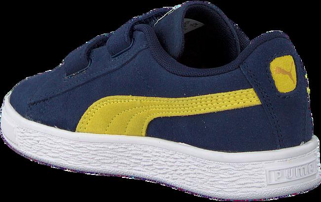 Blaue PUMA Sneaker SUEDE CLASSIC INF  - large