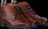 Cognacfarbene VAN LIER Business Schuhe 1955326  - small