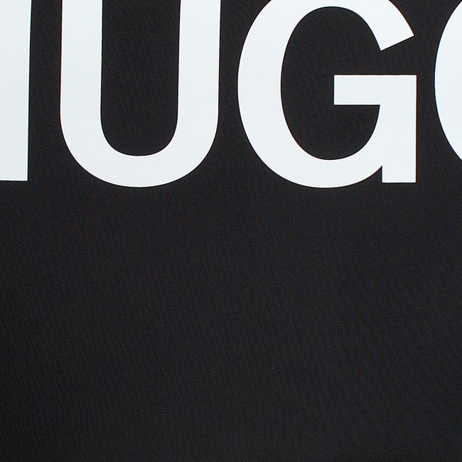 Schwarze HUGO BOSS Sonstige MONOCHROME TAB CASE - large