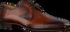 Cognacfarbene MAGNANNI Business Schuhe 23063  - small