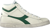 Weiße DIADORA HERITAGE Sneaker high GAME L HIGH  WAXED  - small