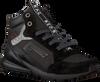 Schwarze RED-RAG Sneaker 13381  - small
