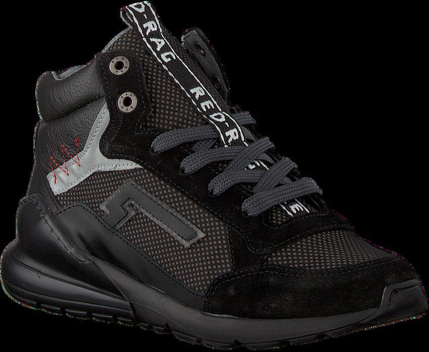 Schwarze RED-RAG Sneaker 13381  - larger