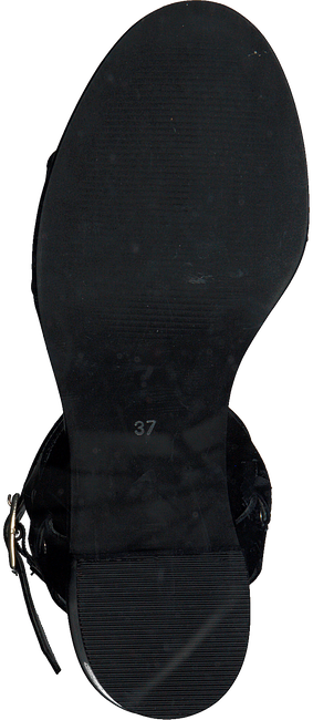 Schwarze OMODA Sandalen 6160263A  - large