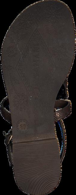 Braune LAZAMANI Sandalen 75.539 - large