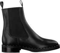 Schwarze NOTRE-V Chelsea Boots B4254  - medium