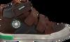 Cognacfarbene DEVELAB Sneaker 41727 - small