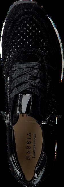 Schwarze HASSIA Sneaker 1932 - large