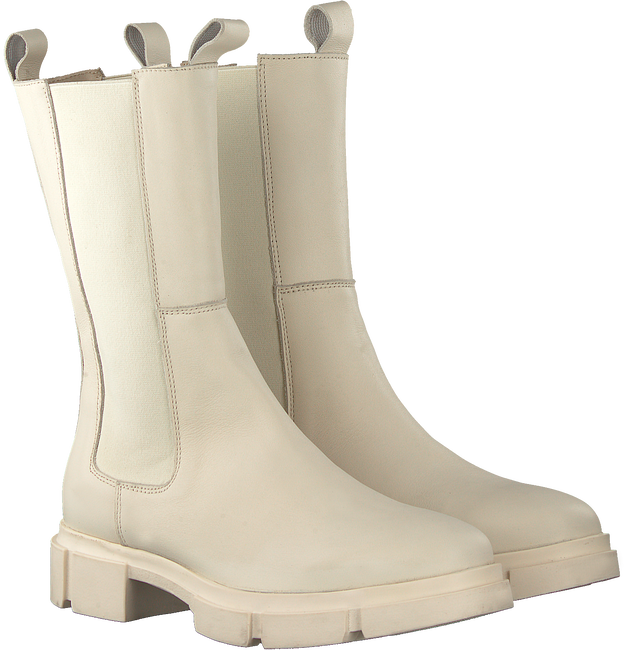 Weiße OMODA Chelsea Boots ROMY 1-D  - large