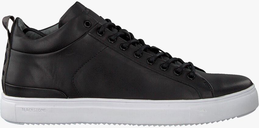 Schwarze BLACKSTONE Sneaker SG29  - larger