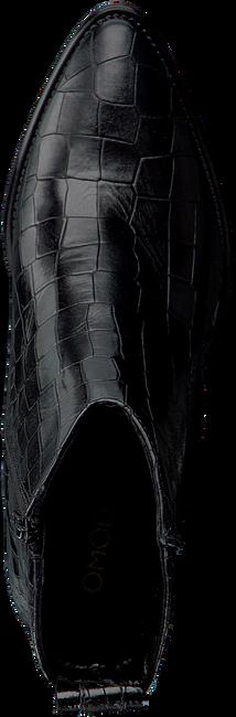 Schwarze OMODA Stiefeletten 760202  - large