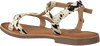 Weiße GIOSEPPO Sandalen ATOKA  - small