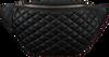 Schwarze DEPECHE Gürteltasche BUM BAG 13918  - small