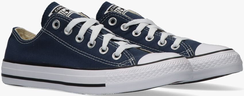 Blaue CONVERSE Sneaker CHUCK TAYLOR ALL STAR OX WOMEN - larger