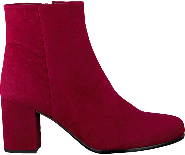 Rote UNISA Stiefeletten OMER  KS - large