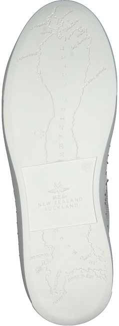 Weiße NEW ZEALAND AUCKLAND Sneaker TAUPO II - large