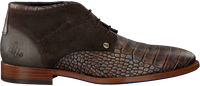 Braune REHAB Business Schuhe SALVADOR  - medium